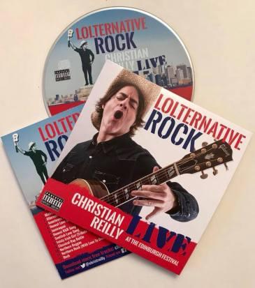 LOLternative Rock CD portrait