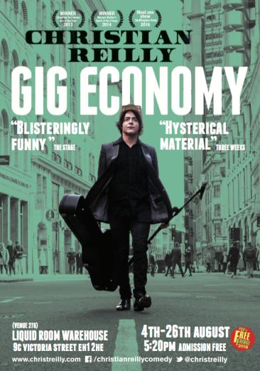 Gig Economy Poster